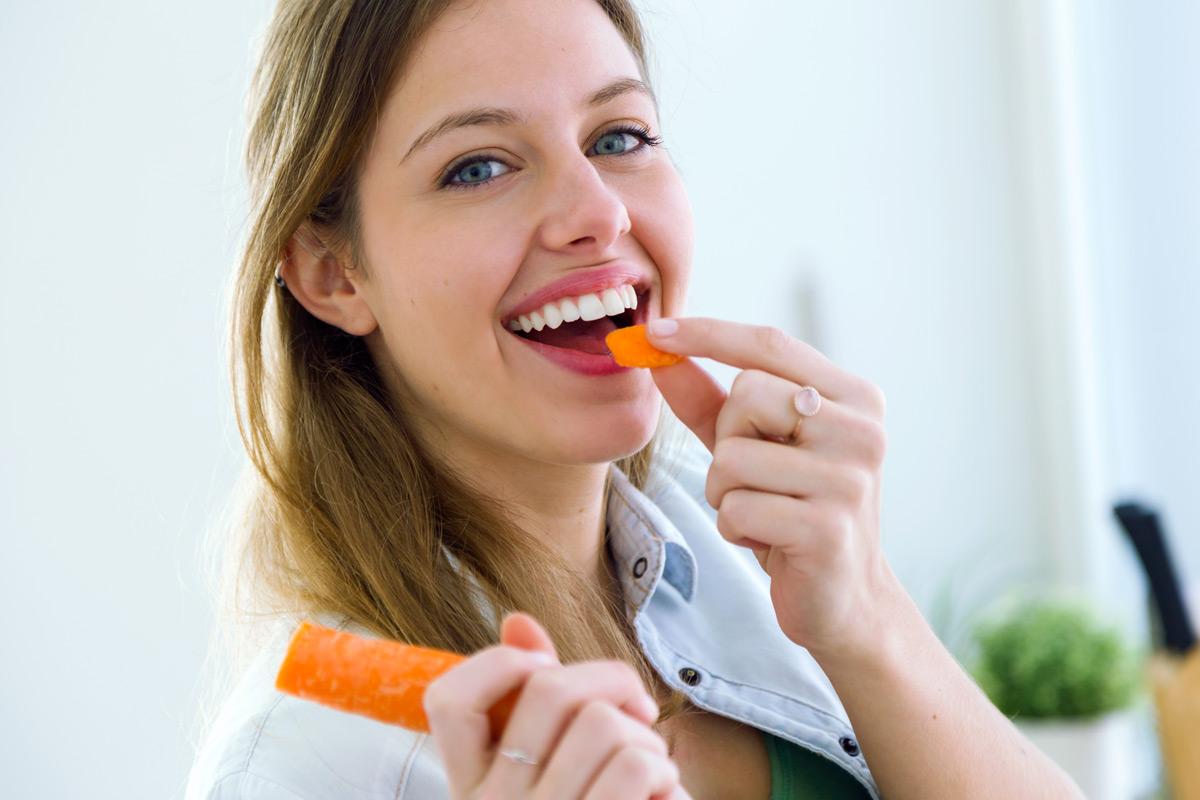 come nutrirsi in maniera sana