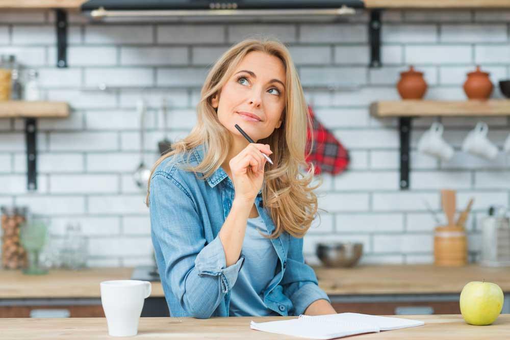 mangiare sano con la menopausa