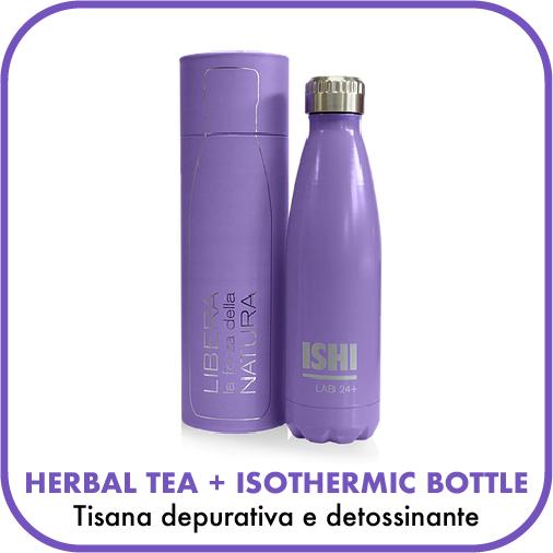 HERBAL TEA + ISOHTERMIC BOTTLE